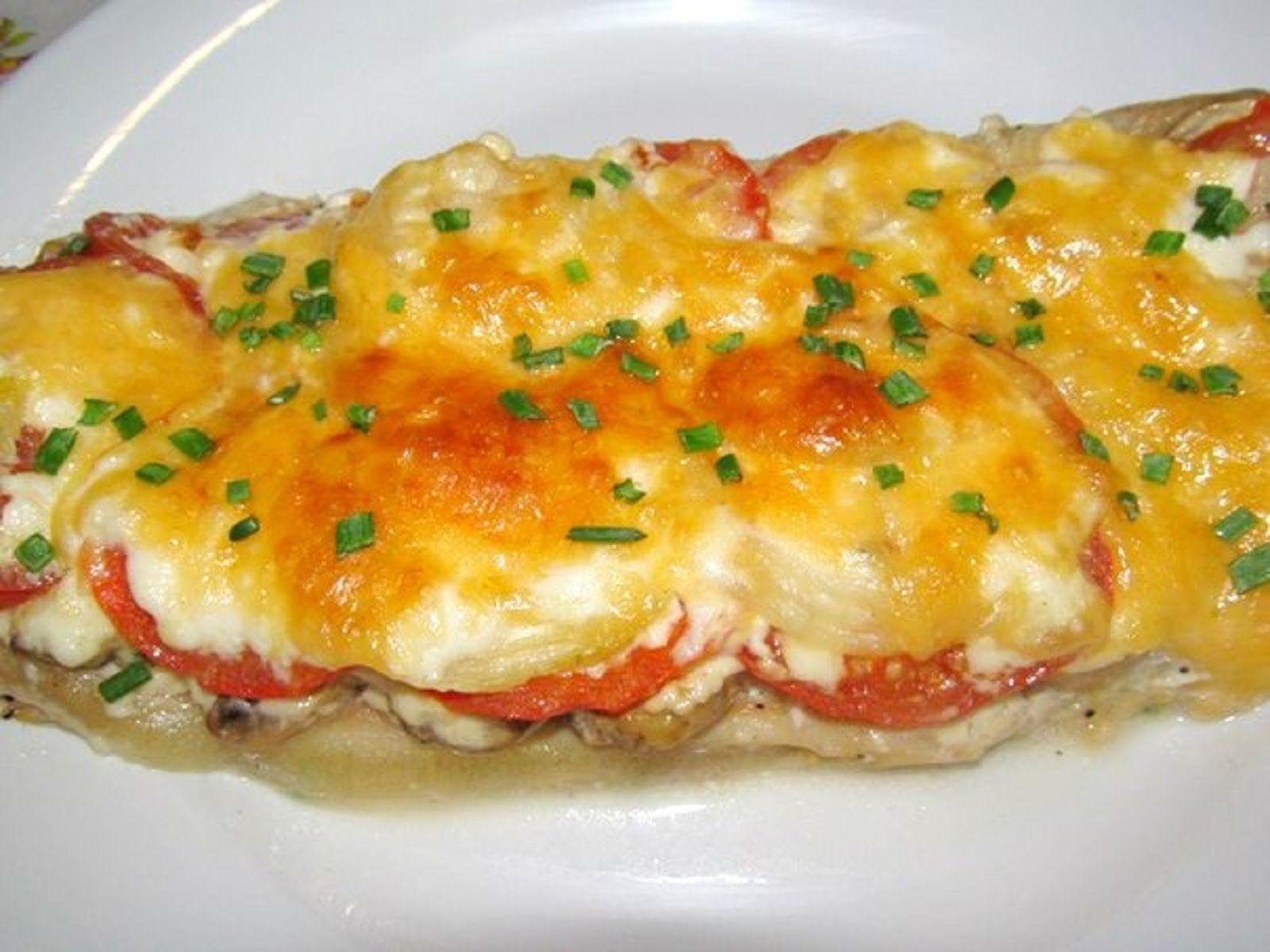 Филе рыбы запеченная в духовке пошаговый рецепт 16