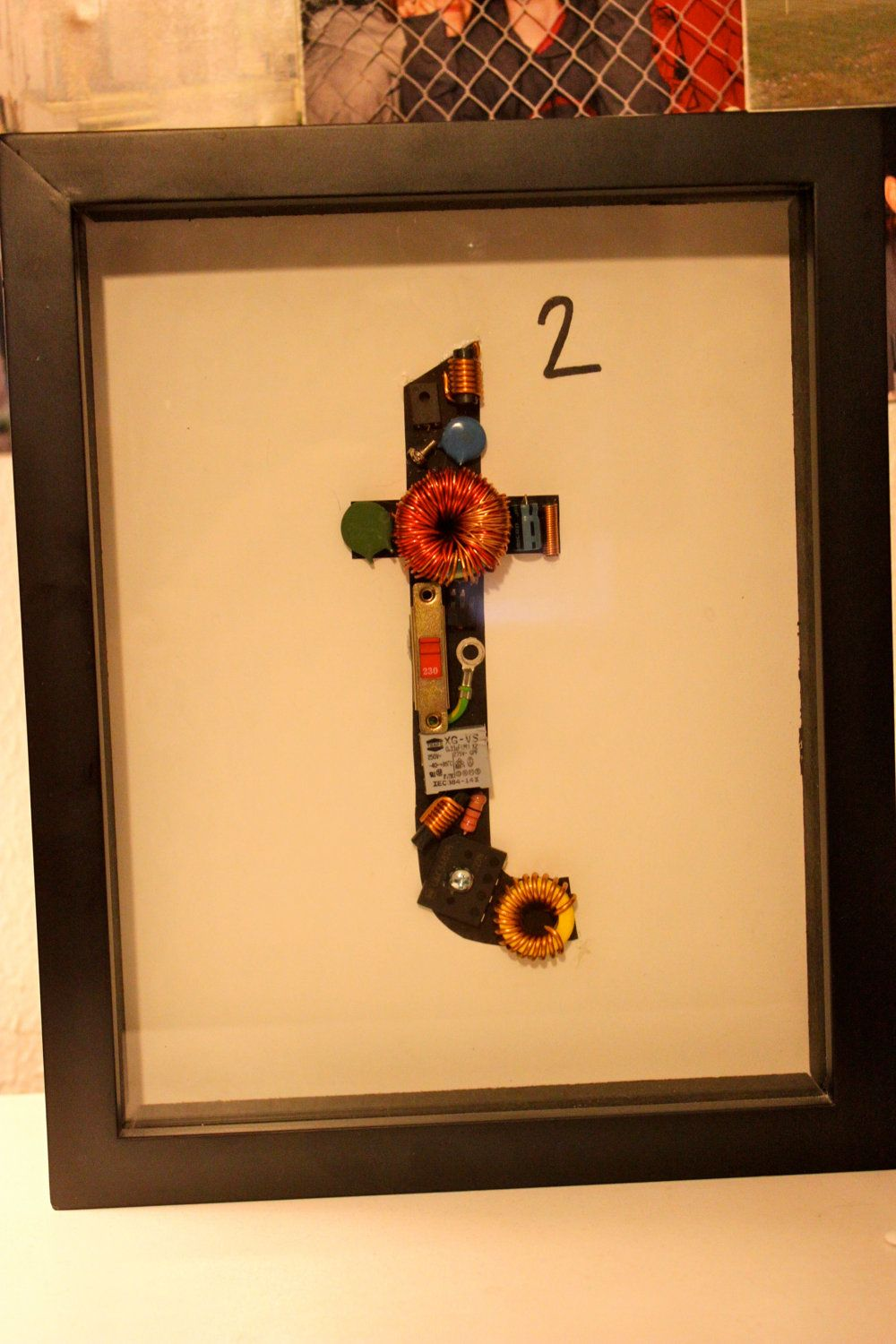 Clea Teal Cleateal On Pinterest Pcb Sculptures Artist Upcycles Old Circuit Boards Into Art