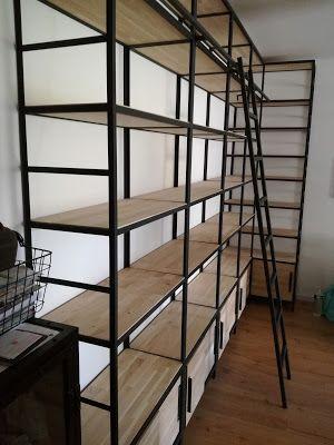 Blog De La Maison De L Imaginarium L Ambiance Factory 100 Sur Mesure Ideias Para O Closet Ideias Estantes Interiores De Lojas