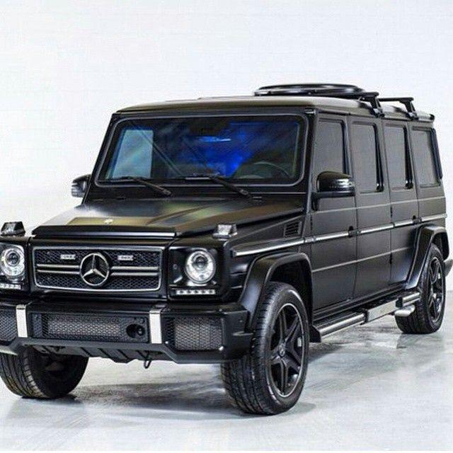 Mercedes Benz G Class, Mercedes