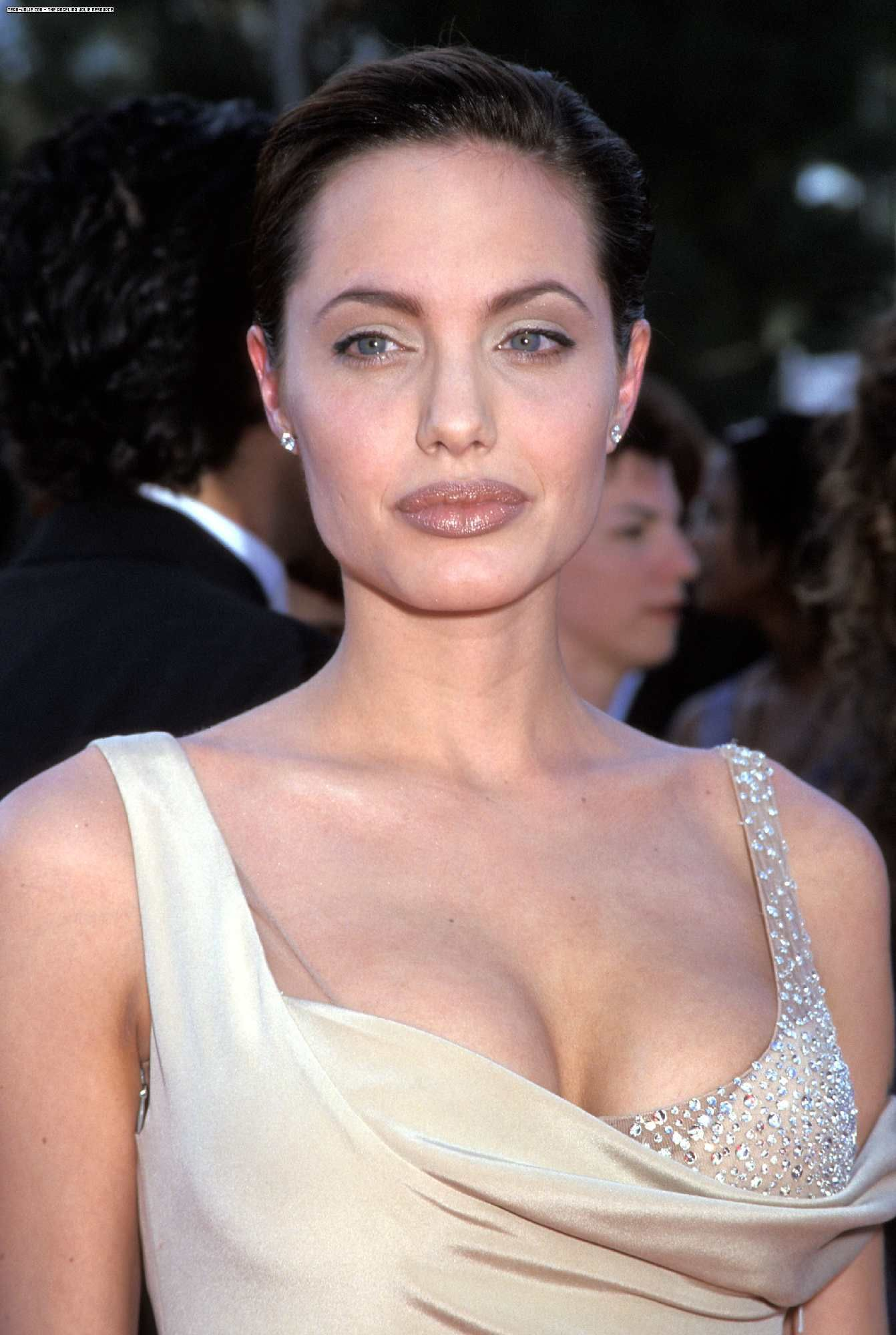Angelina Jolie at 50th Emmy Awards, September 1998. | famous people ...