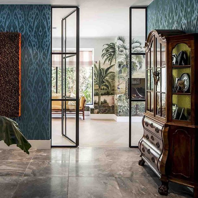 INTERIEUR I BINNENKIJKEN I Piet Boon villa Portugal