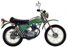 Honda Sl100 Cyclechaos Honda Motorcycles Honda Dual Sport Motorcycle