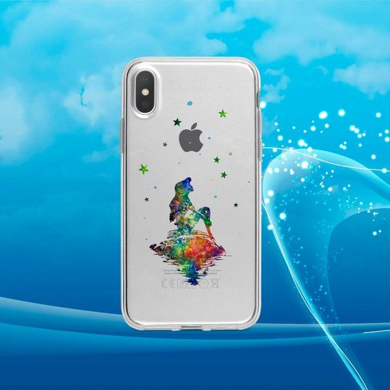 Inspired by Disney Samsung S10e case Mermaid iPhone 8 case