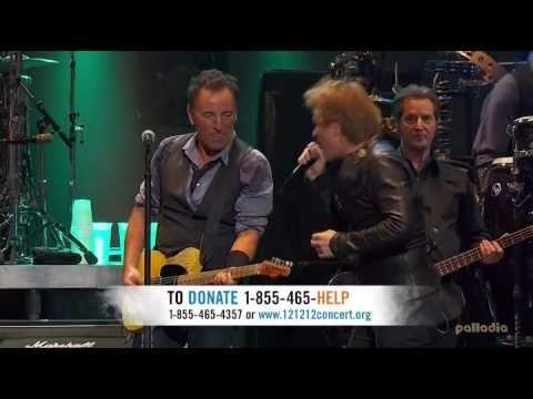 JBJ & Bruce together Bon Jovi Share #30-13