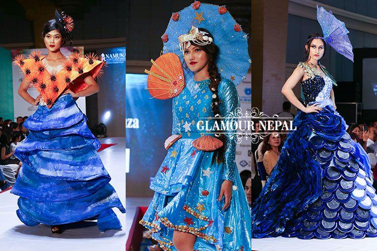 Namuna College Of Fashion Technology Fashion Graduation Style Fashion Show