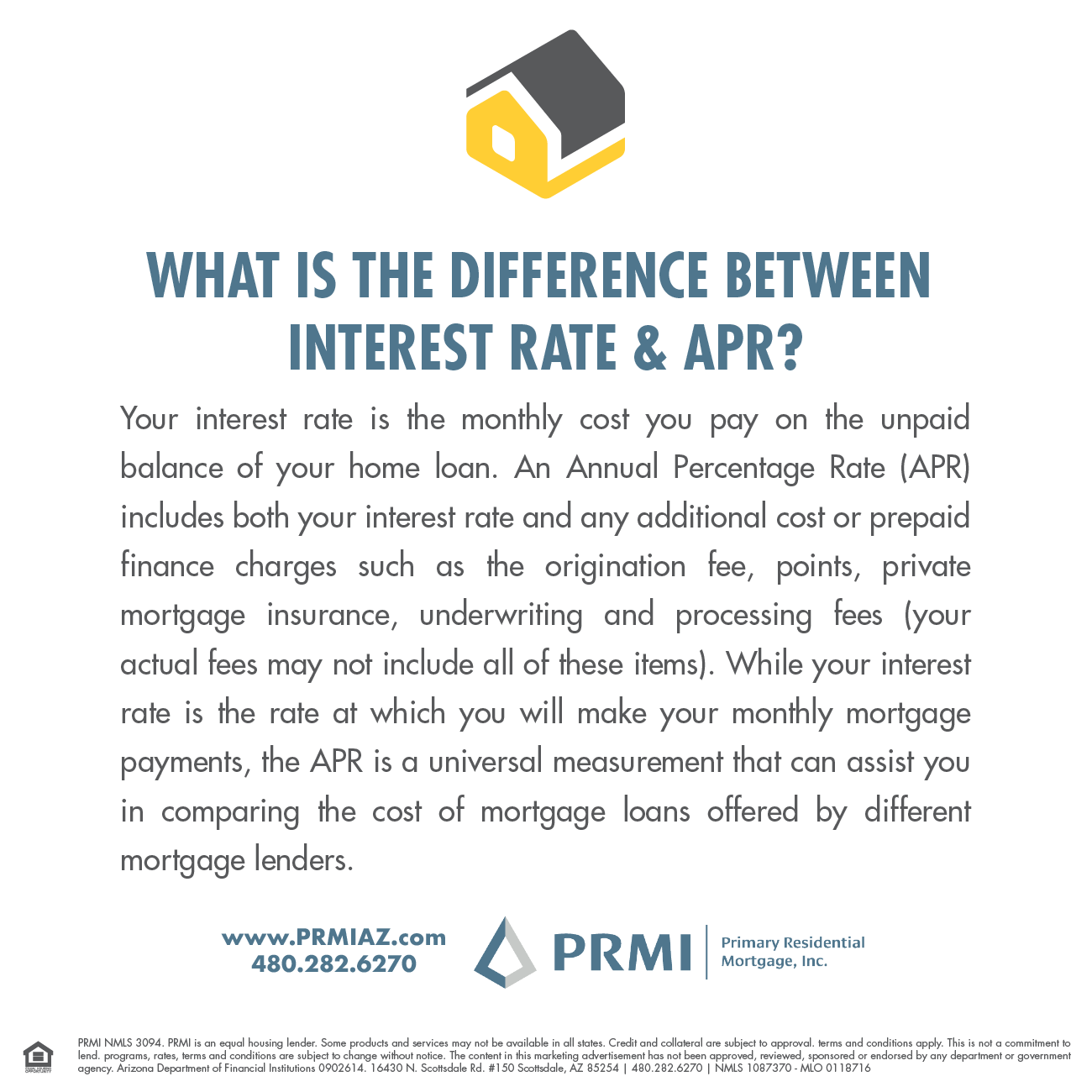 Your Interest Rate Is The Monthly Cost You Pay On The Unpaid