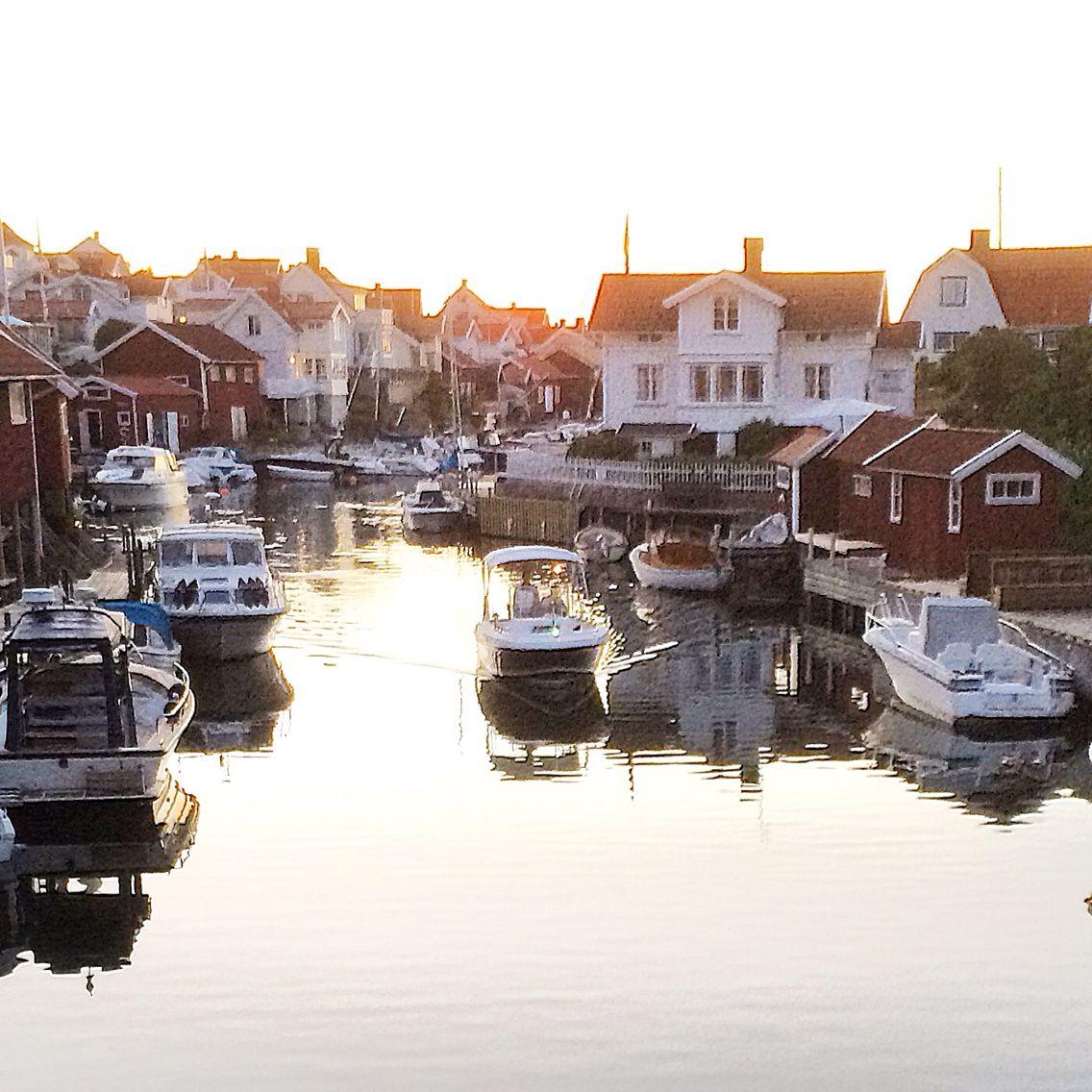 Summer in Grundsund, Sweden