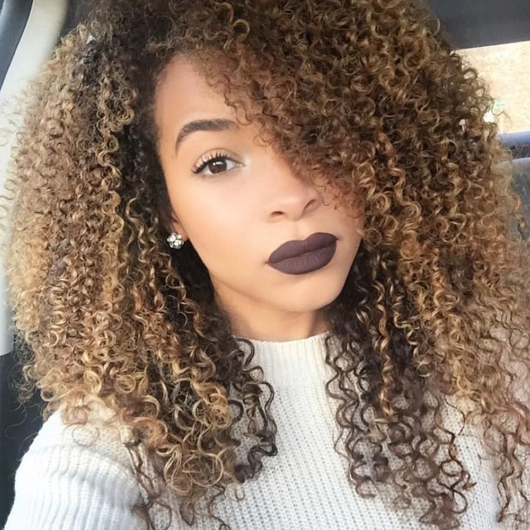 Itstayloranne Gorgeous Human Beings Pinterest Hair Curly