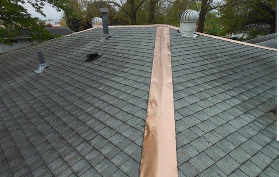 Removing Moss And Algae From Roofs Ask The Builderask The Builder In 2020 Copper Roof Roof Shingles Image House