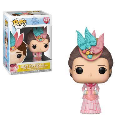 Mary Disney Pop! Pink Dress n°473 Mary Poppins Returns Funko