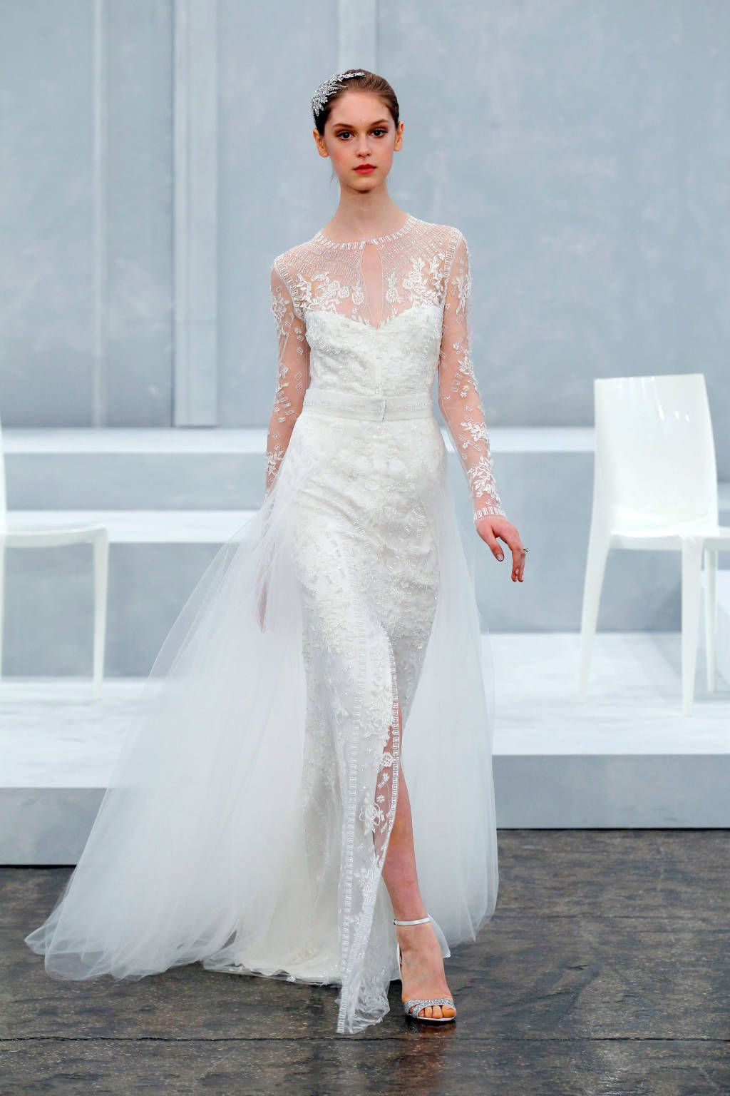 Best in Bridal: Spring 2015 | Monique lhuillier, Wedding dress and ...