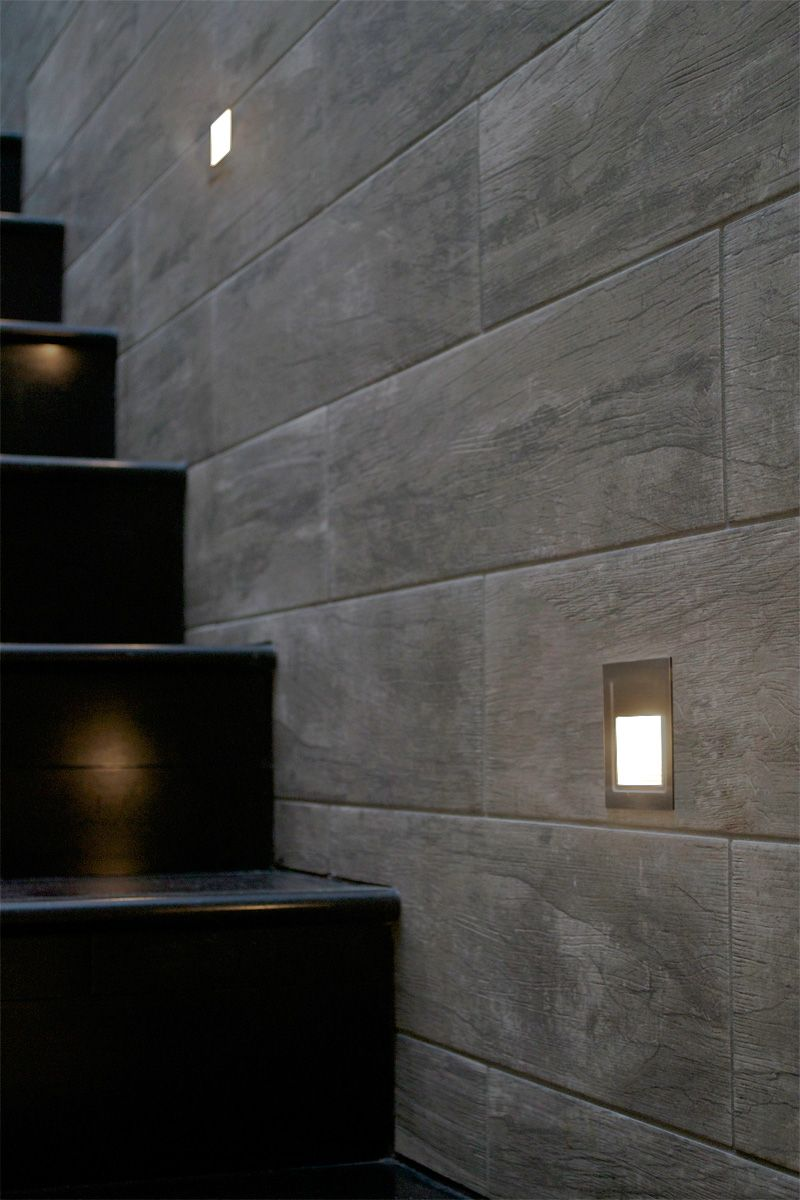 Step Master Wall Recessed Edge Lighting At Lightology Do