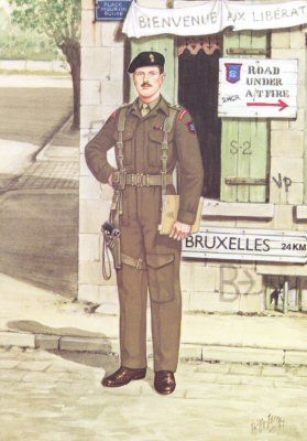 5558fe723a5 Officer - 2nd Armoured Battalion