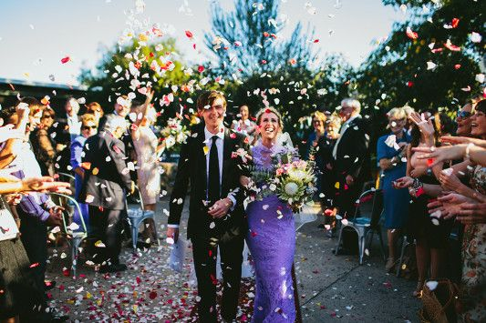 FESTIVAL BRIDES | We Love: Through the Woods We Ran