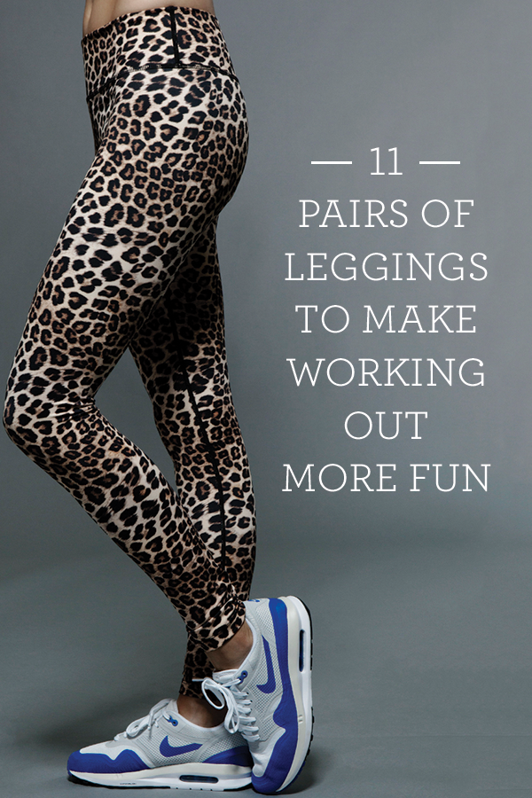 3bfc9d25c5242 11 Pairs of Leggings to Make Working Out More Fun via @PureWow via @PureWow