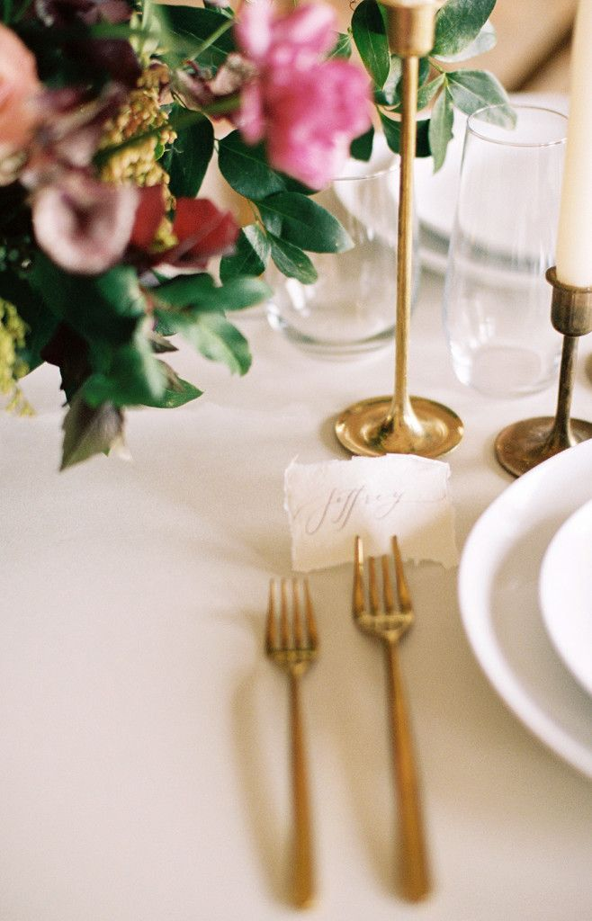 Organic Minimal Wedding Inspiration | Martha Hatfield Design