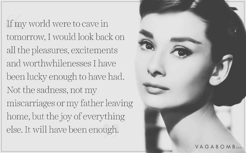 The Audrey Hepburn Story the World Doesn't Focus on Enough