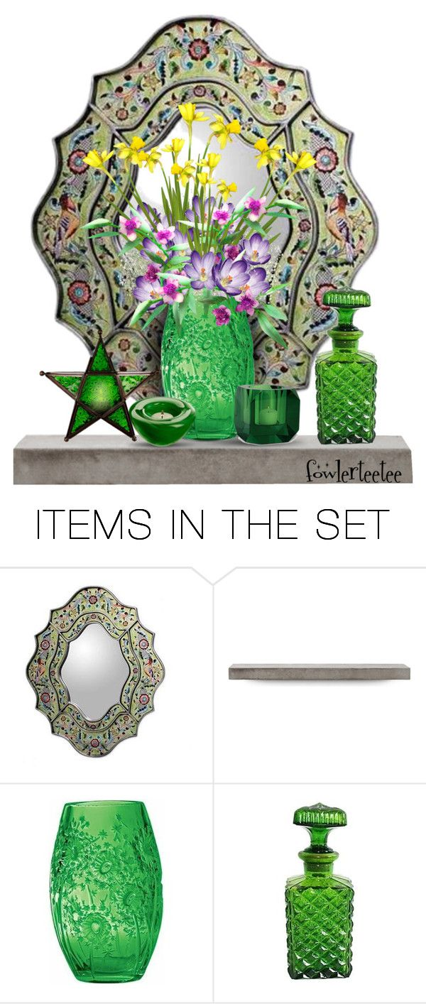 """""""May Birthstone, Emerald...by fowlerteetee"""" by fowlerteetee ❤ liked on Polyvore featuring art, MothersDay, floral, birthdays, digitalart and MayBirthstone"""