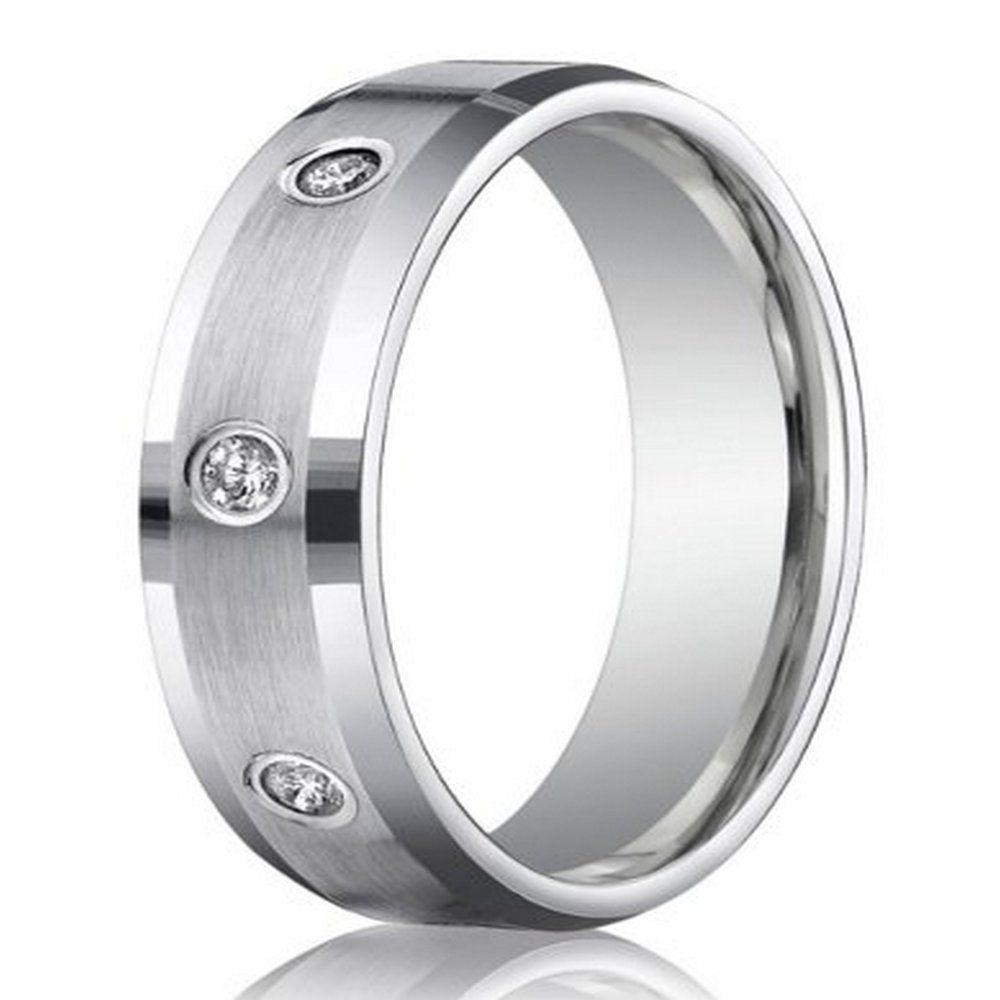 Silver Ring Design Silver Ring Design For Men Silver Ring Design For Mens Mens Rings Sil White Gold Diamond Wedding Rings White Gold Diamond Band Rings For Men