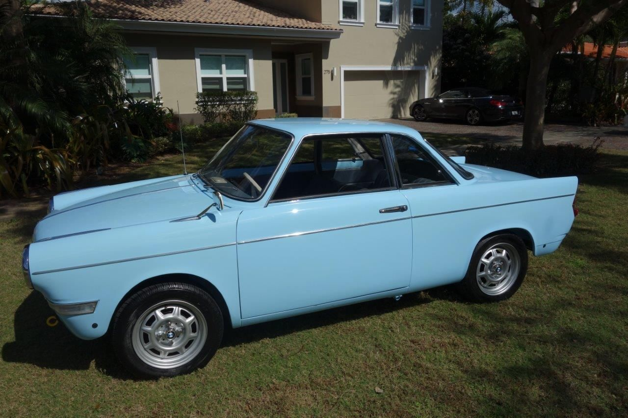 1962 BMW coupe 700 CI For Sale | Classic BMW | Pinterest | BMW and ...