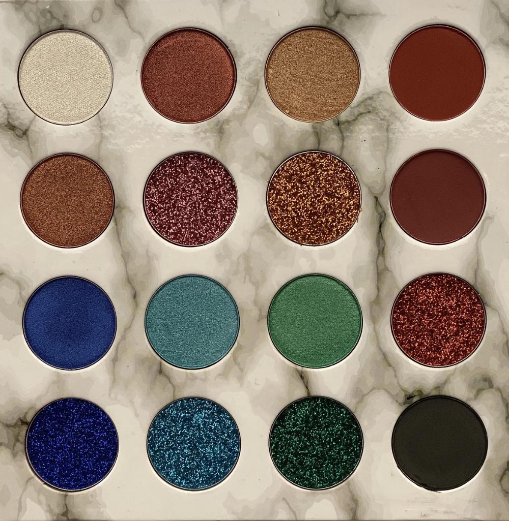 New Release Harper Cosmetics Eyeshadow Palette In Summer Crush Ingredients Mica Talc Silica Dimethicone Diisost In 2020 Eyeshadow Palette Eyeshadow Crushes