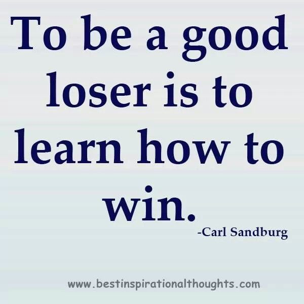 Learn how to win