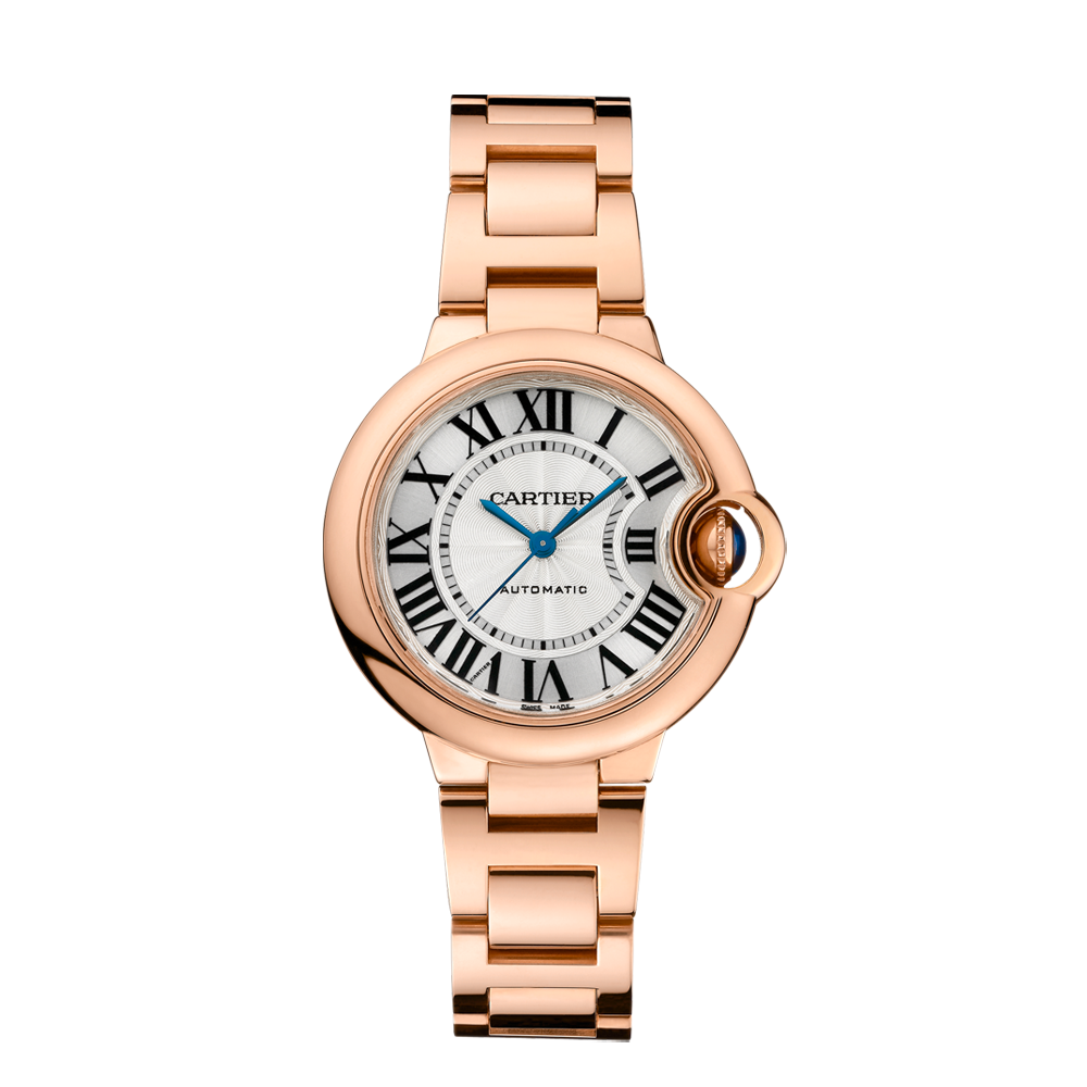 I think I want a watch. Specifically this one. Ballon Bleu de Cartier watch, 33 mm