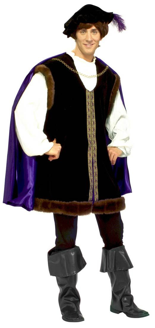 medieval lord costume child