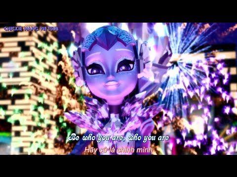 [Lyrics+Vietsub]Shooting Stars (Monster High) - Astranova & Pharaoh & Ca...