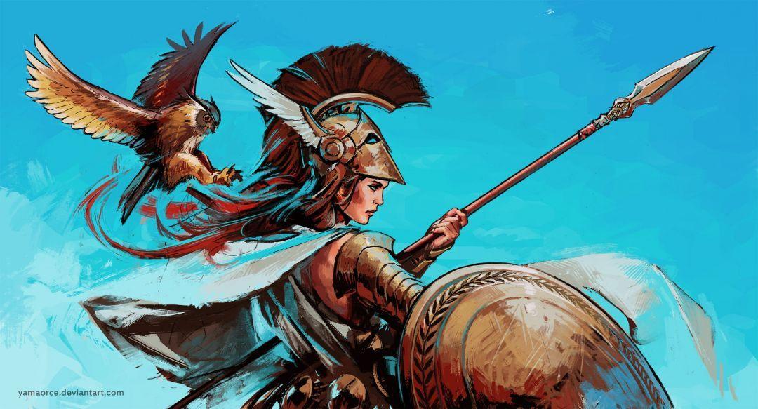 Android Iphone Desktop Wallpapers 1080p 4k 5k 65191 Wallpapers Hdwallpapers Androidwallpapers W Greek Mythology Art Mythology Art Athena Goddess