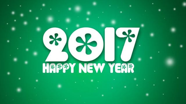Happy New Year Greeting Cards 2017 Hd Images Wish You A Greetings Wallpapers