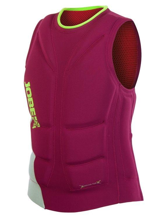 Colete Heat Comp Vest Ruby