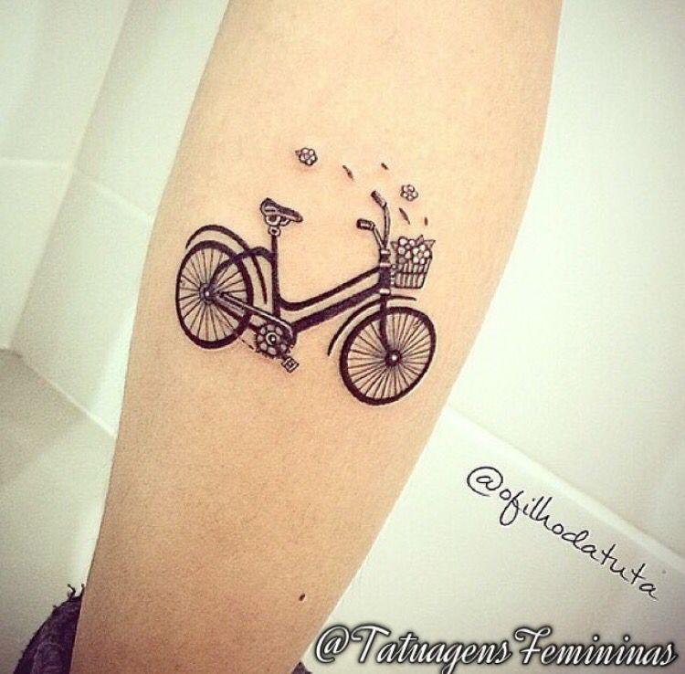 Bike tattoo