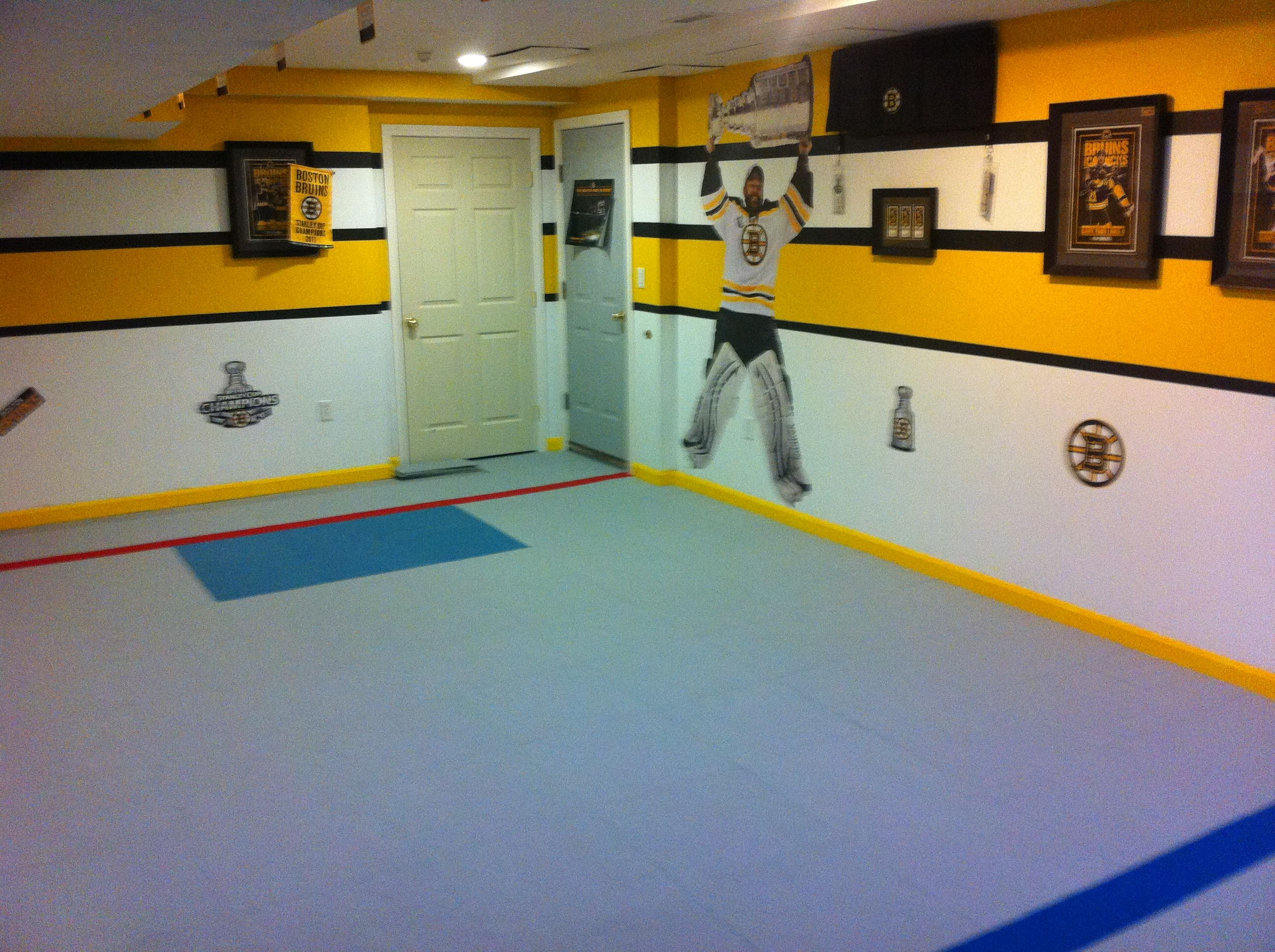 Boston Bruins Room Workshop Projects Pinterest Room Hockey