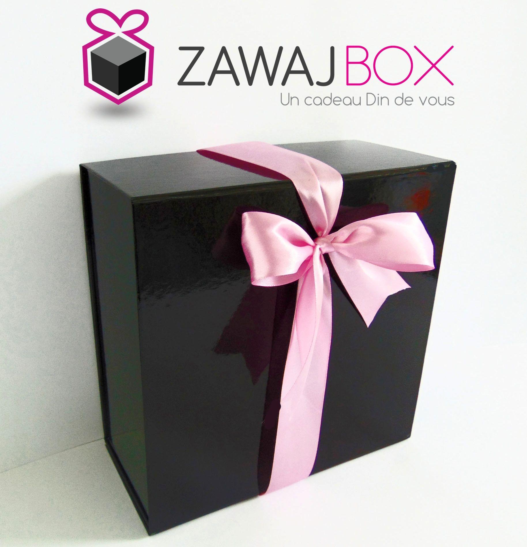 Top PinkLady #ZawajBox® Coffret cadeau pour les couples, ou a offrir à  ZW33