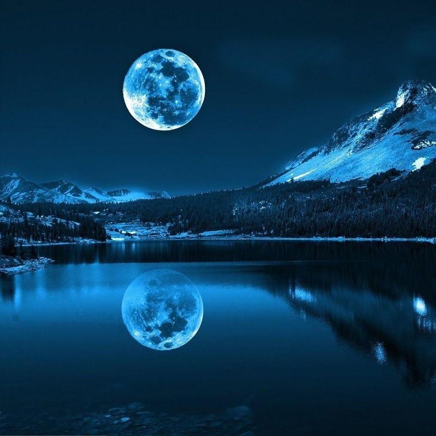 pleine lune fond d'écran - Recherche Google | Fond ecran, Art fantastique, Lune