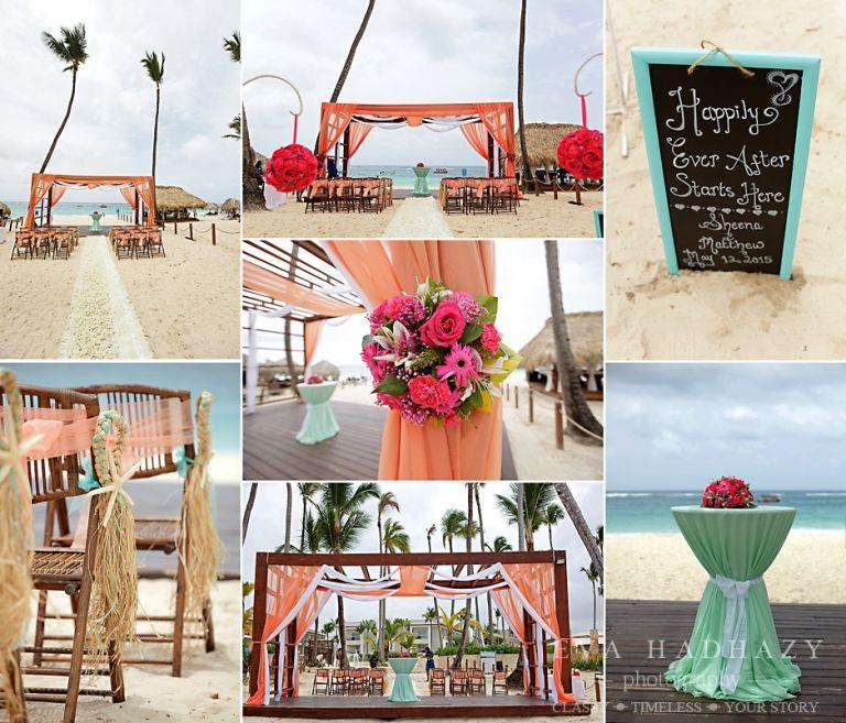 Royalton Punta Cana wedding for Sheena + Matt (With images
