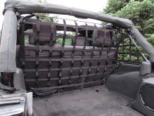 Raingler Jeep Wrangler JK/TJ/LJ/YJ Cargo/Pet Divider