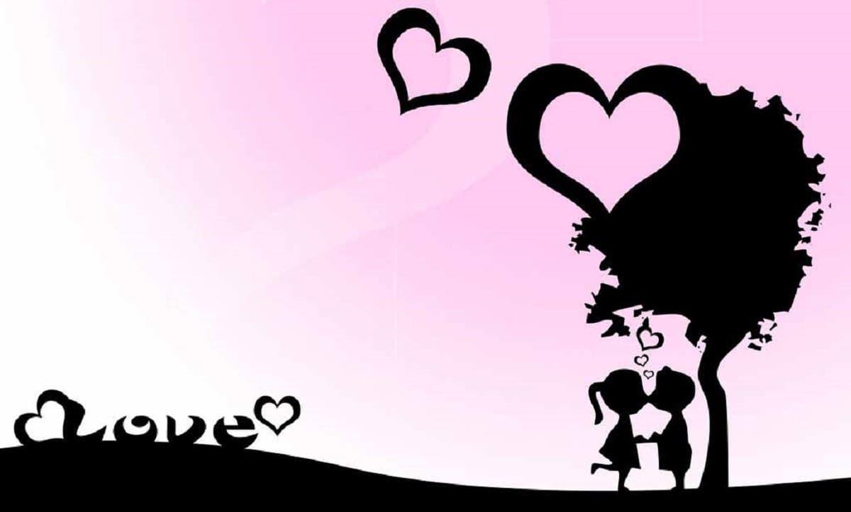 Gambar Kartun Love Keren 100 Bentuk Cinta Yang Romantis Gambar Gambar Kartun Kartun