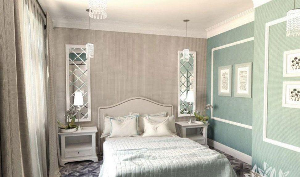 Cool pastello colore camera da letto fresco nuance con - Idee colori camera da letto ...