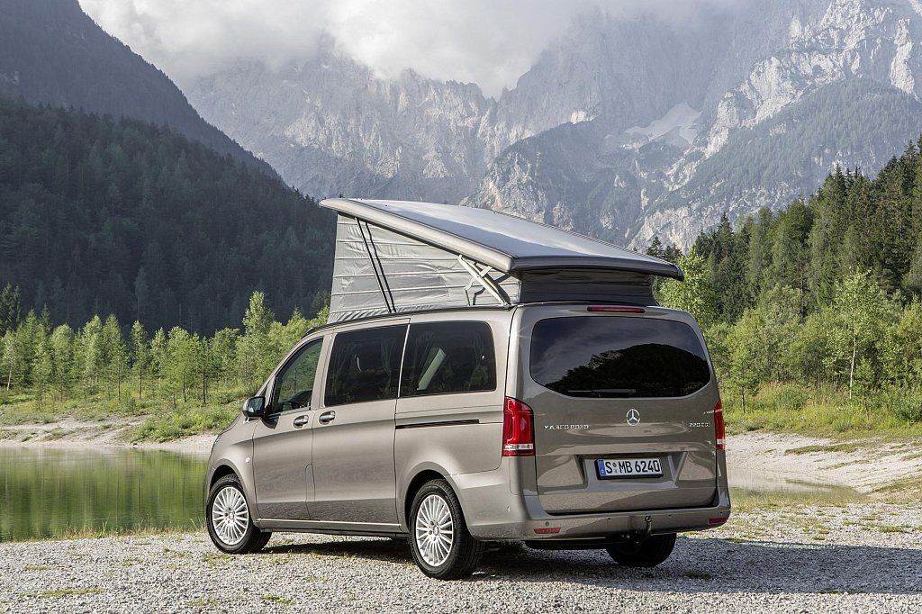 Facts About the Mercedes Marco Polo - It does offer a level of ...