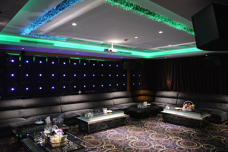 Karaoke Interior Design Ideas
