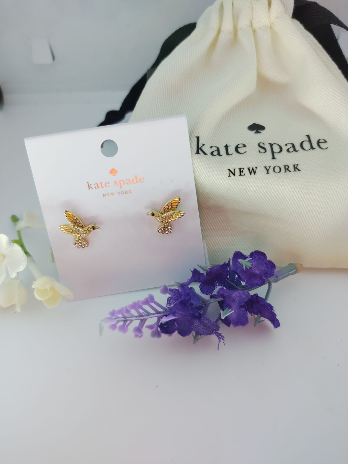 New! Kate Spade New YorkGrandma's ClosetHumming Bird