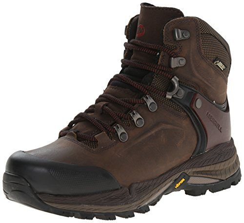 Merrell Women's Crestbound Gore-Tex Hiking Boot * See this awesome image :  Hiking And Trekking Shoes Boots