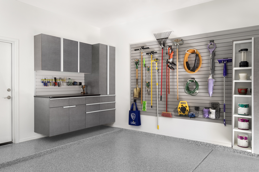 Good Order Is The Foundation Of All Things Never Step On A Rake Or Trip Over Boxes Again To Contin In 2020 Garage Storage Garage Storage Solutions Garage Cupboards