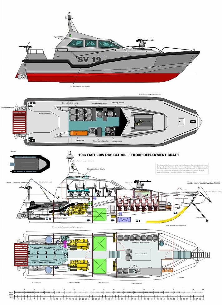 New Build - 19m Barracuda