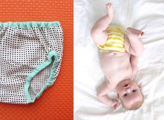 el tutorial perfecto cubierta del pañal y pañal por MADE | Bebes ...