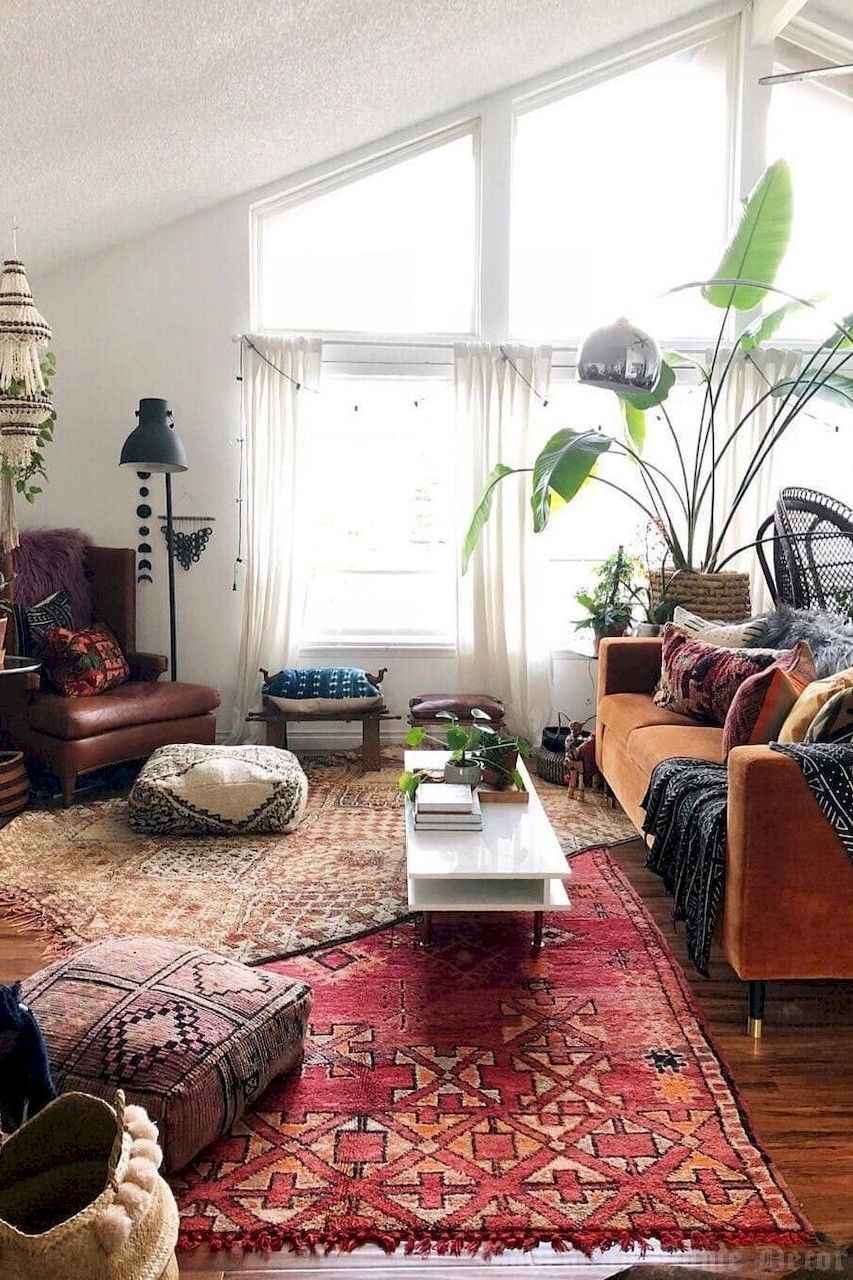 Less = More With Bohemian Home Decor