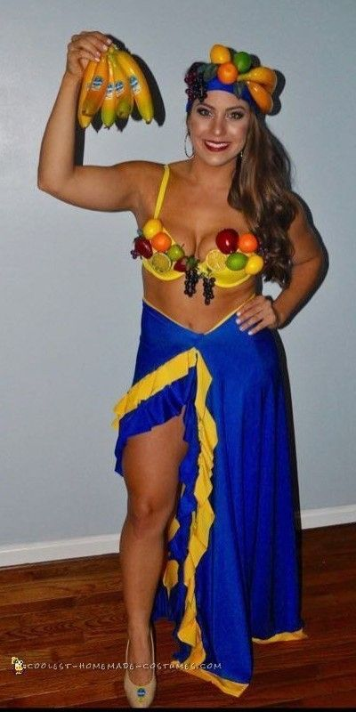 Afbeeldingsresultaat voor chiquita banana vrouw